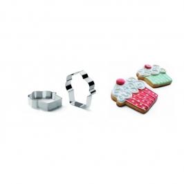 Cortador Cupcake 10 cm Ibili