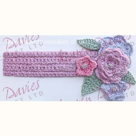 Crochet Border Mould