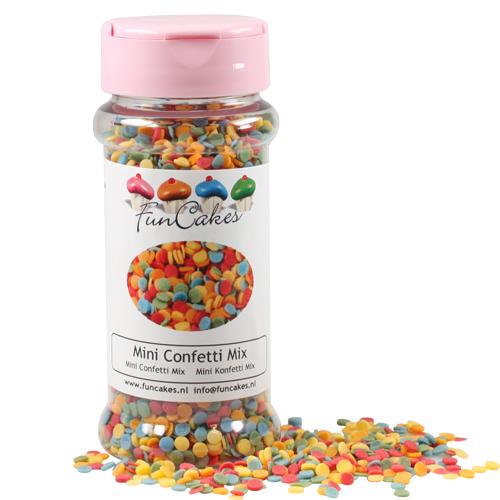 Mini Confetti Funcakes