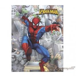 Lámina de oblea Spiderman y villanos