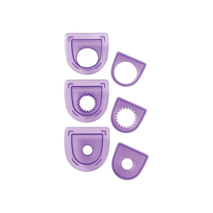 Set 3 troqueles círculos