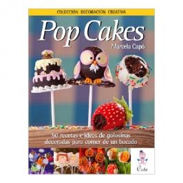 Pop Cakes por Marcela Capó