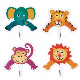 Jungle Pals Pops Fun Pix