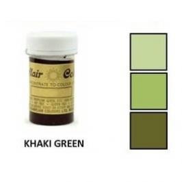 Colorante en pasta sugarflair Khaki