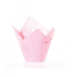 Cápsulas especial Muffins Light Pink