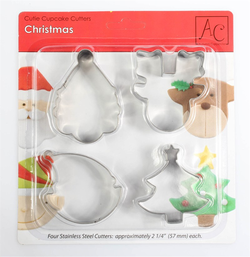 Christmas Cookie Cutter Set AC
