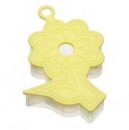 Cortador 3D flor de Kitchen Kraft