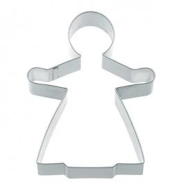 Cortador metálico forma de nena KC