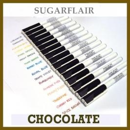 Rotulador Sugarflair color Chocolate