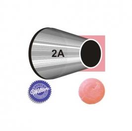 Boquilla #2A redonda