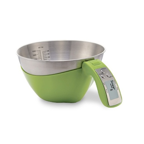 Báscula digital bowl de Cocina Ibili