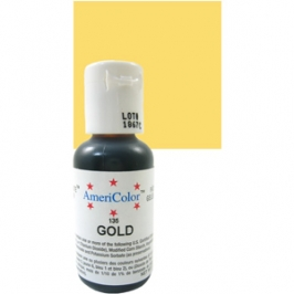 Colorante en Gel Gold Americolor