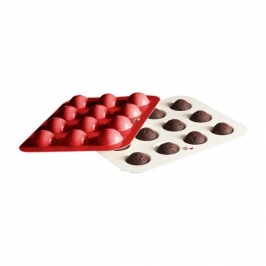 Cake pops baking pan Rojo Nordic Ware