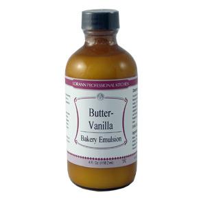 Emulsión Butter Vanilla