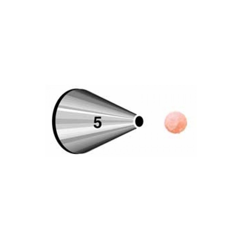 Boquilla #5 redonda