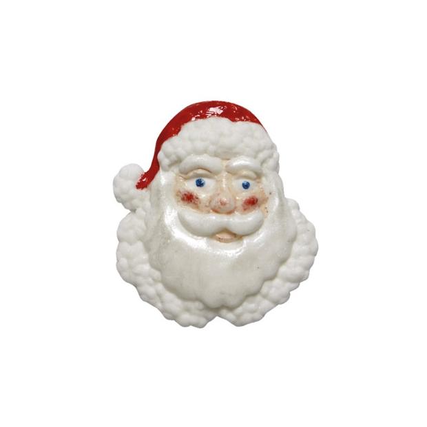 Molde de silicona de Papa Noel