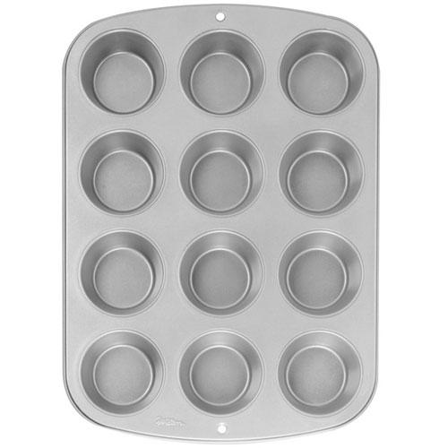 Molde 12 mini muffins Wilton