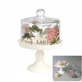 Botanical Cake Stand