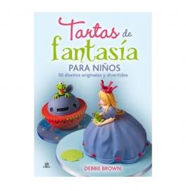 Tartas de fantasía para niños