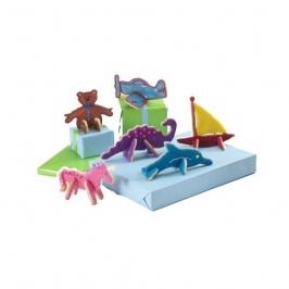 Kit de cortadores 3-D Party