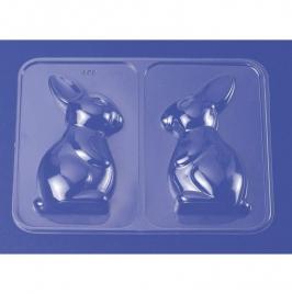 Molde Conejo de Pascua 3D Culpitt