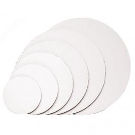 Bases para tartas 30 cm Wilton (8 uds)