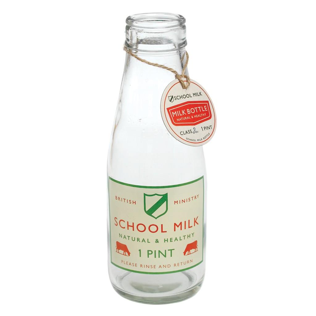 Botellita de leche tradicional 0,5 Lt