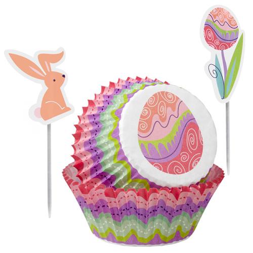 Cupcake Combo sweet Bunny Wilton