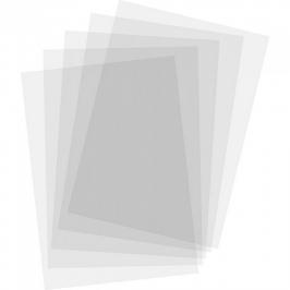Juego de 5 hojas de acetato 60 x 40 cm