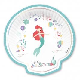 4 Platos Hondos Ariel
