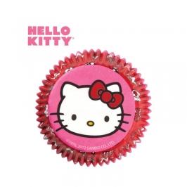 Cápsulas para cupcakes Hello Kitty