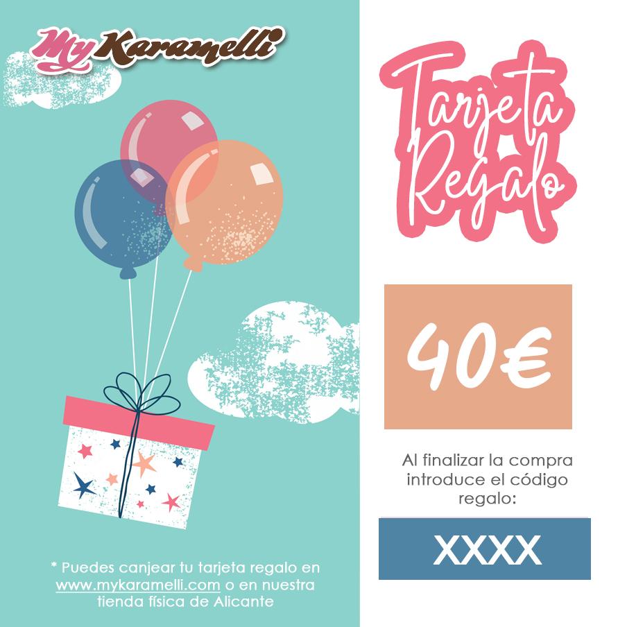 Tarjeta Regalo 40 €