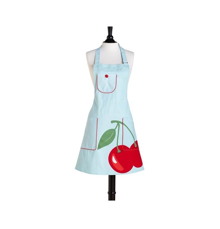 Delantal Super Cherry