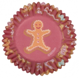 Cápsulas para Cupcakes Gingerbread