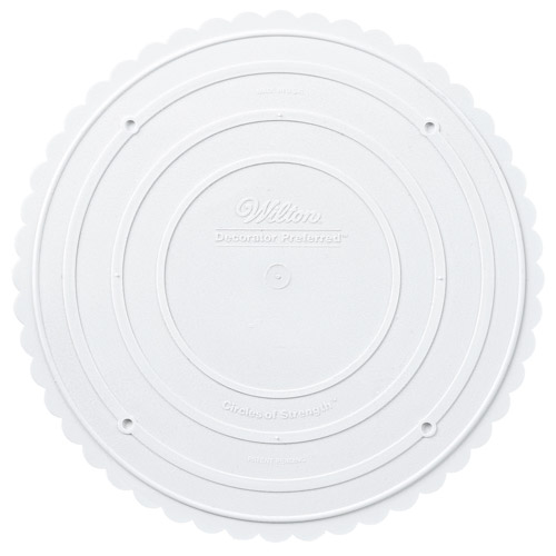 Plato separador de tartas 25cm