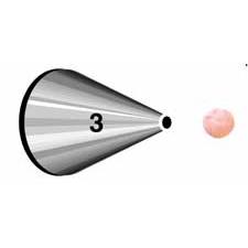 Boquilla #3 redonda