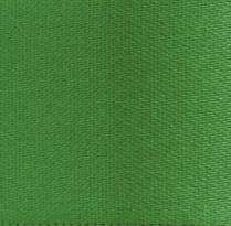 Cinta Satinada doble color Verde Navidad (2 mts)