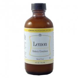 Emulsión sabor limón