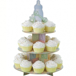 Stand para cupcakes Baby Feet Wilton