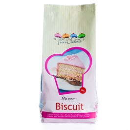 Mix para Biscuit Funcakes 1 Kg