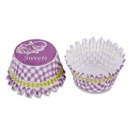 Cápsulas para cupcakes Sweets (100 uds)