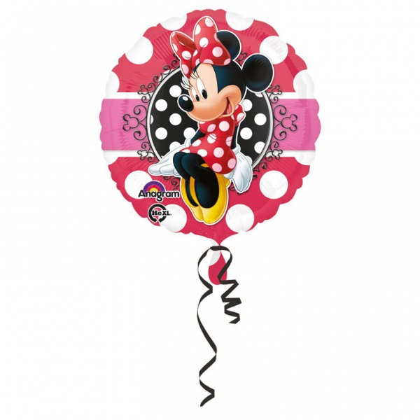 Globo Foil Minnie Mouse