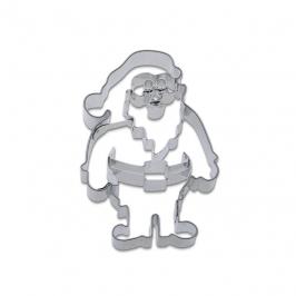 Cortador Santa Claus 8 cm acero inox.