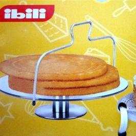 Lira para tartas inoxidable 33cm