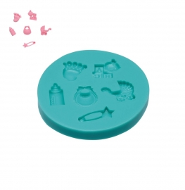 Molde de silicona BABY de Kitchen Craft