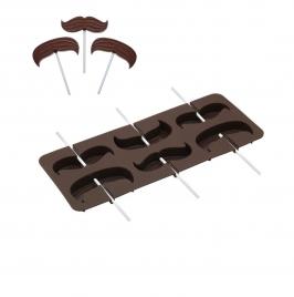 Molde de silicona con forma de Bigotes Kitchen Craft