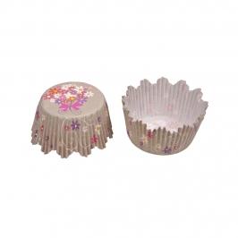 Cápsulas cupcakes Flower bouquet (100 uds)