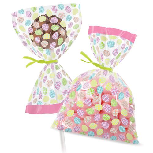 Bolsitas para Cake Pops y Dulces Hop & Sweet