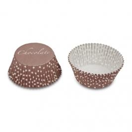 Mini cápsulas Chocolate (50 uds)