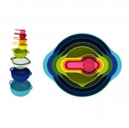 Nest 9 Multicolor Joseph & Joseph